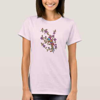 Berry Parrot T-Shirt