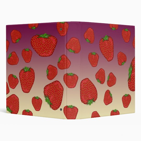 berry patch binder