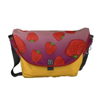 berry patch commuter bag