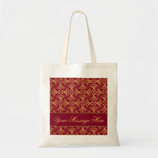 Berry Red Cluster Bag