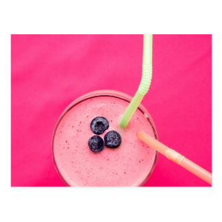 Berry Smoothie 2 Postcard