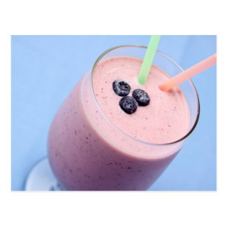 Berry Smoothie 3 Postcard