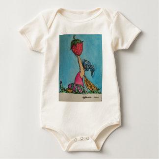 Berry Sweet Baby Bodysuit