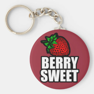 Berry Sweet Keychain