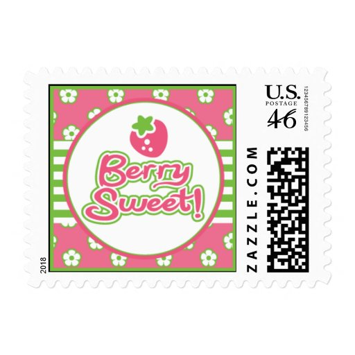 """""""Berry Sweet"""" Stamp"""