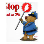 berry the bear letterhead