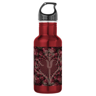 Berry Vintage Stainless Steel Water Bottle