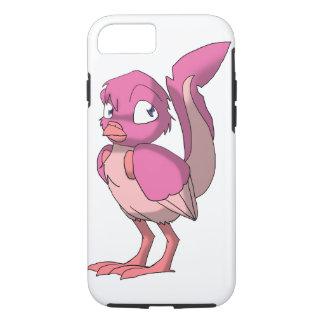 Berry Yogurt Reptilian Bird iPhone 7 Case