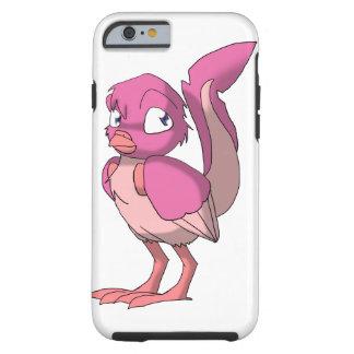Berry Yogurt Reptilian Bird Tough iPhone 6 Case