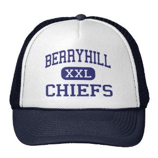 Berryhill - Chiefs - High School - Tulsa Oklahoma Trucker Hat