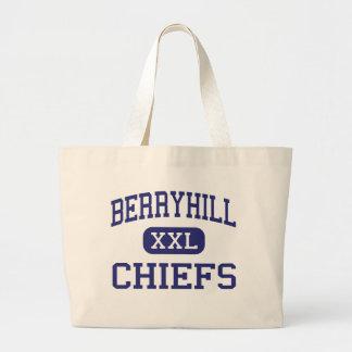 Berryhill - Chiefs - Junior - Tulsa Oklahoma Large Tote Bag
