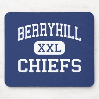 Berryhill - Chiefs - Junior - Tulsa Oklahoma Mouse Pad