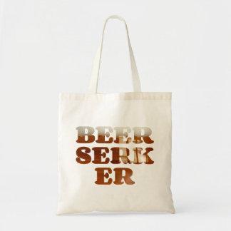 Berserk Beerserk Beerserker Tote Bag