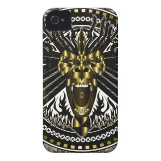 Berserk Gorilla GOLD Edition iPhone 4 Cover