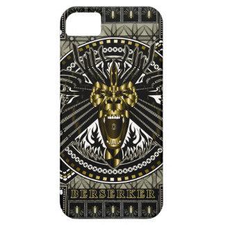 Berserk Gorilla GOLD Edition iPhone SE/5/5s Case