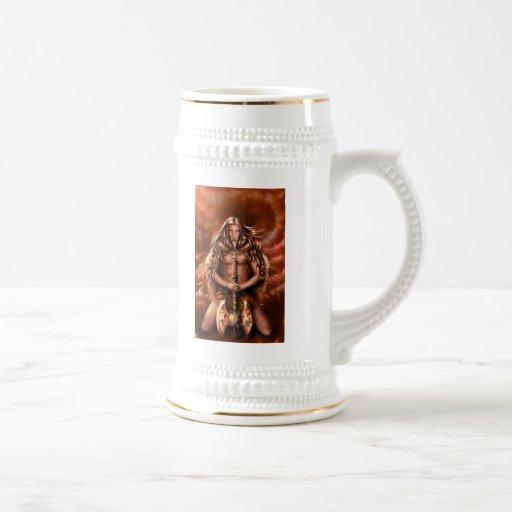 Berserker Big Mug by Nellis Eketorp