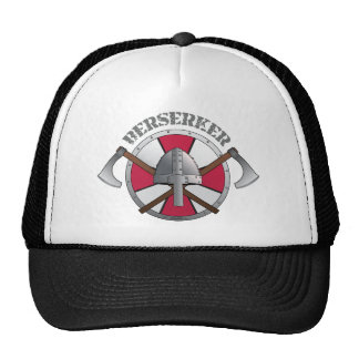 Berserker Logo Trucker Hat