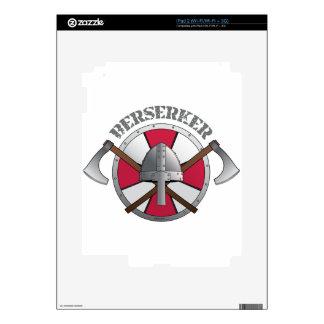 Berserker Logo iPad 2 Skin