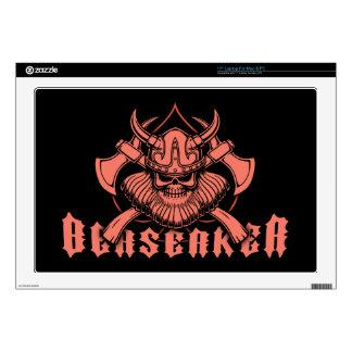 Berserker Decals For Laptops