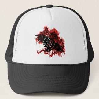 Berserkur Raven Valhalla Trucker Hat