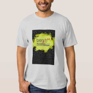 Bersih 3.0 t shirts
