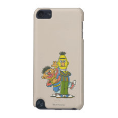 Bert and Ernie Classic Style iPod Touch (5th Generation) Case at Zazzle