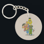 "Bert and Ernie Classic Style Keychain<br><div class=""desc"">Check out classic style Bert and Ernie.        This item is recommended for ages 13 .&#169;  &#169;  2014 Sesame Workshop. www.sesamestreet.org</div>"