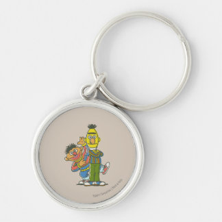 Bert and Ernie Classic Style Keychains