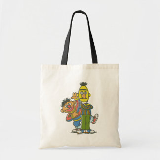 Bert and Ernie Classic Style Tote Bag