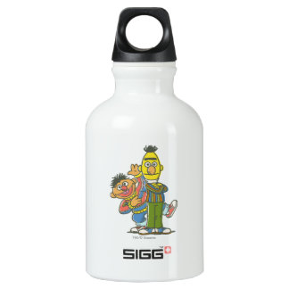 Bert and Ernie Classic Style Water Bottle