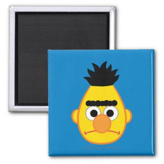 Bert Angry Face Magnet