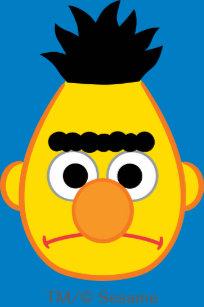 Bert Sesame Street Jewelry Zazzle