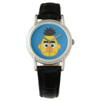 Bert Angry Face Watch