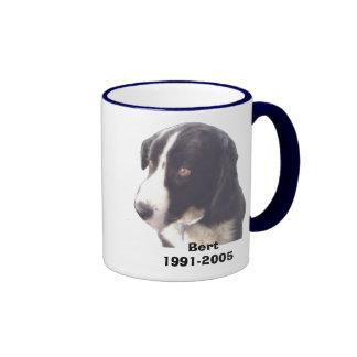 Bert,   Bert1991-2005 Ringer Coffee Mug