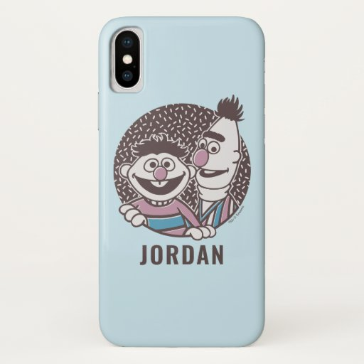 Bert & Ernie | Bros iPhone X Case