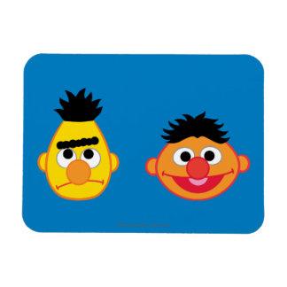 Bert & Ernie Emojis Magnet