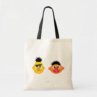 Bert & Ernie Emojis Tote Bag