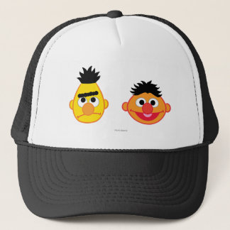 Bert & Ernie Emojis Trucker Hat