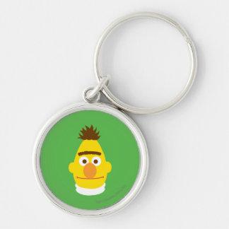 Bert Face Key Chains