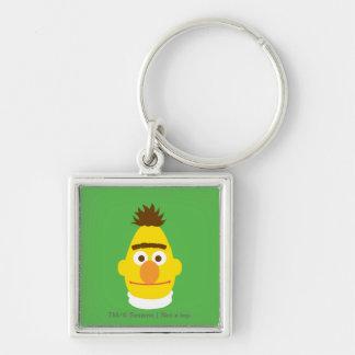 Bert Face Keychain