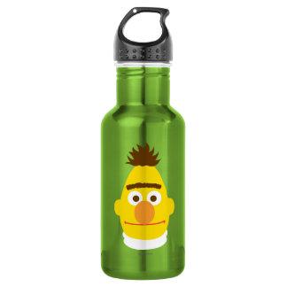 Bert Face Stainless Steel Water Bottle