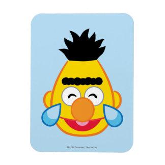 Bert Face with Tears of Joy Magnet