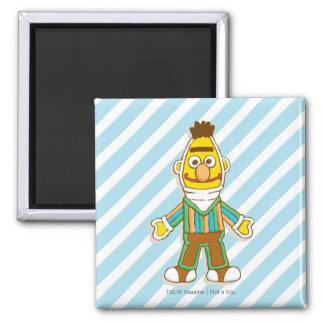 Bert Gingerbread Magnet