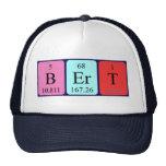 Bert periodic table name hat