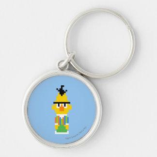 Bert Pixel Art Key Chains