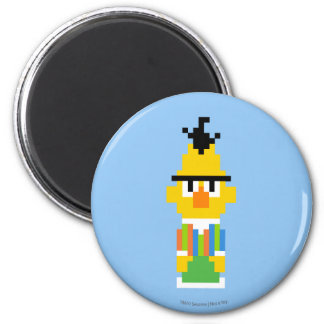 Bert Pixel Art Fridge Magnets