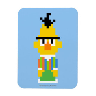 Bert Pixel Art Magnet