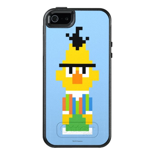 iPhone customize phone cases for iphone 4 : Bert Pixel Art OtterBox iPhone 5/5s/SE Case : Zazzle