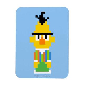 Bert Pixel Art Vinyl Magnets