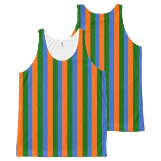 bert shirt All-Over print tank top